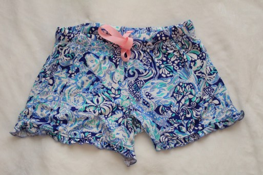 Lilly Pulitzer Pajama Shorts