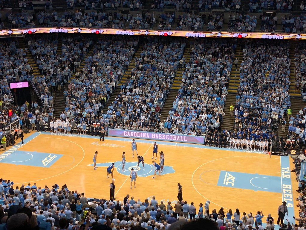 Carolina-Dook basketball