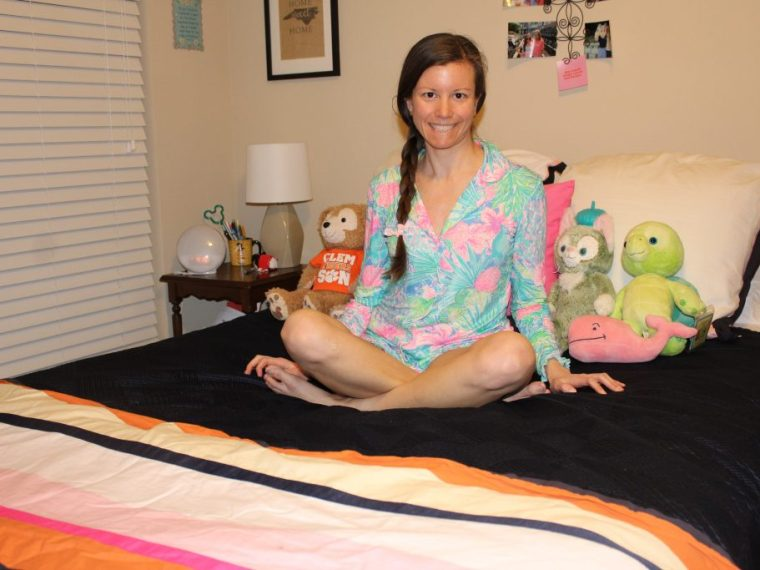 Lilly Pulitzer Pajama Set
