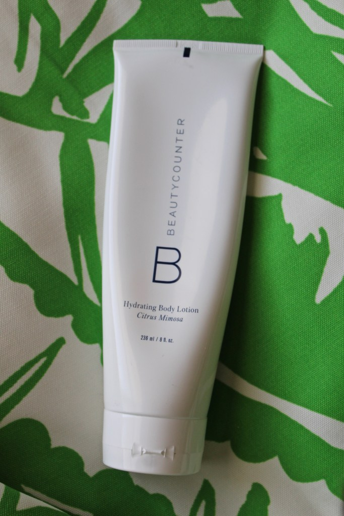 Beautycounter Citrus Mimosa Body Lotion