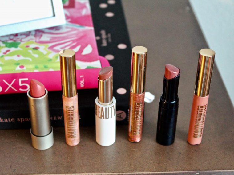 Fall lip colors