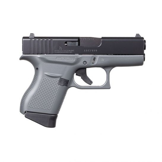 Glock 43 9mm Pistol | Concrete Gray Black | Palmetto State Armory