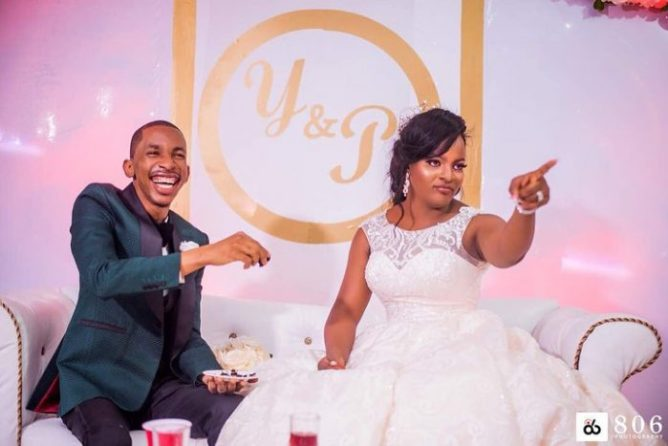 DJ Consequence and Olayemisi #TheVibesWedding18