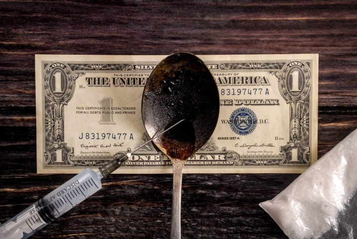 How Much Has Heroin Addiction Cost the Economy?