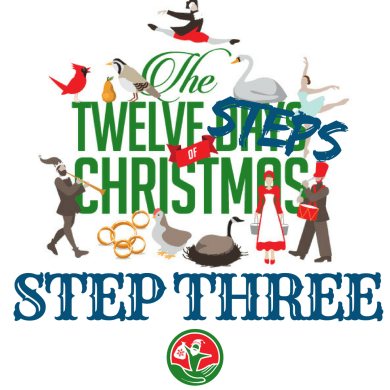 The 12 Steps of Christmas in Recovery: Step 3
