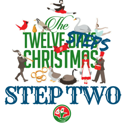 The 12 Steps of Christmas in Recovery: Step 2