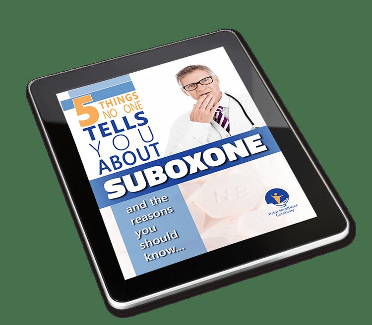 Suboxone E-Book