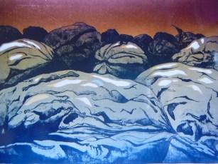 Walnut Sea II / Mar de Nueces II