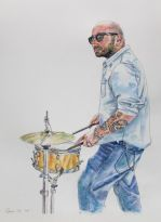 Street Musicians, músicos callejeros