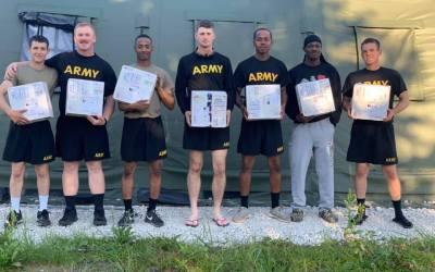 Troop Package Delivery