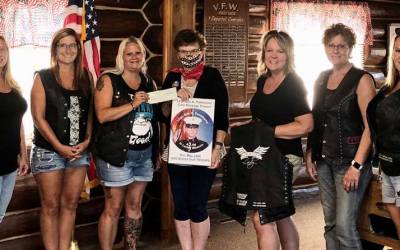 Longriders Motorcycle Club Donation