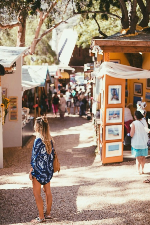 Sawdust Festival | Palms to Pines