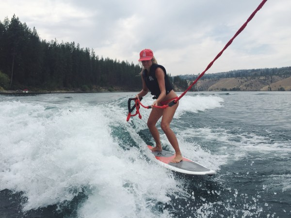 Lake Roosevelt Family Vacation | Palms to Pines