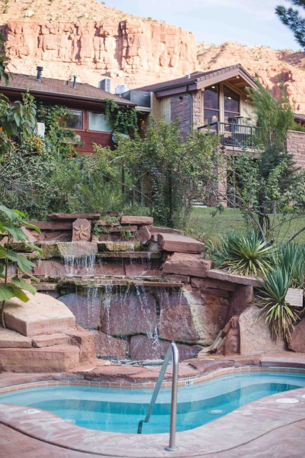 The Cliffrose Lodge & Gardens | Zion | Palms to Pines