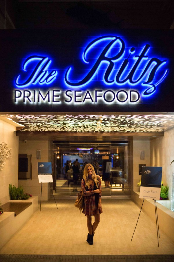 The Ritz Prime Seafood | Palms to Pines