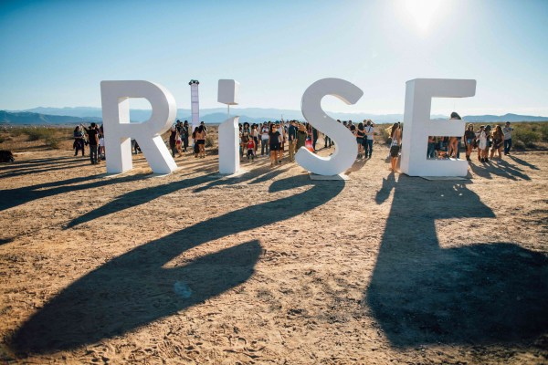 Palms to Pines | RiSE Festival