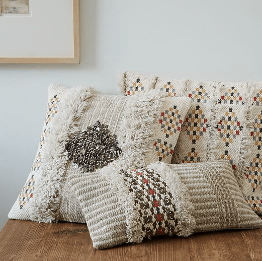 West Elm Pillows | Palms to Pines | Sale