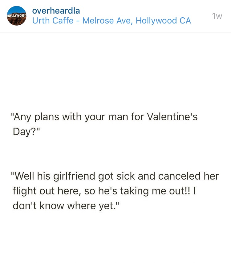 Overheard LA | Palms to PInes