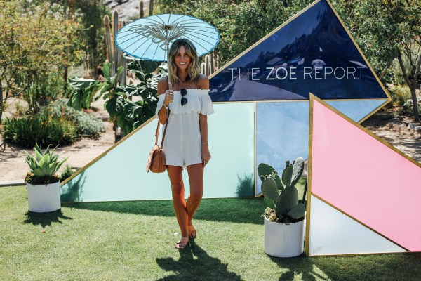 ZOEasis | Palms to PInes | Coachella Party