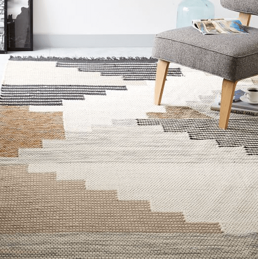 West Elm Colca Wool Rug | Palms to Pines