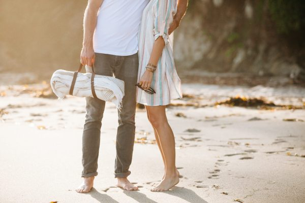 Zara Striped Linen Tunic | Palms to Pines