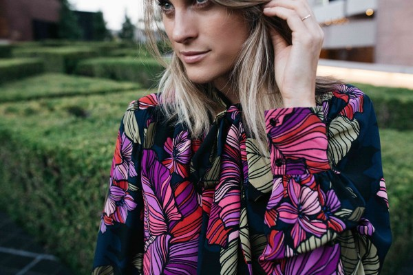 Trina Turk Deming Top | Palms to PInes