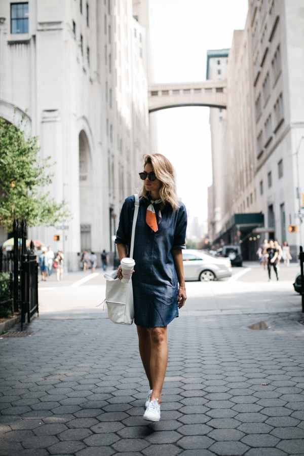 Line & Dot | Ines Shirt Dress | Palms to PInes