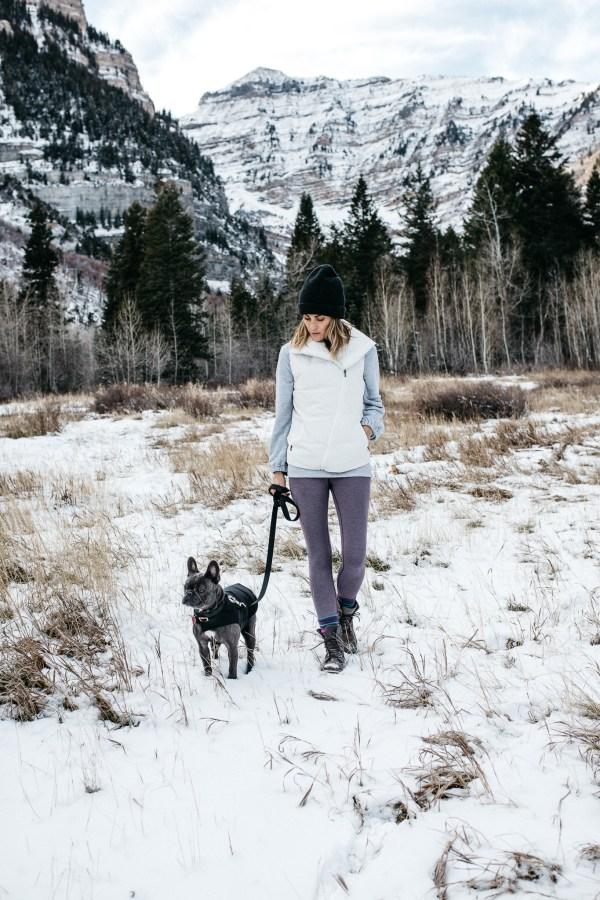 Lucy Activwear | Vest & Leggings