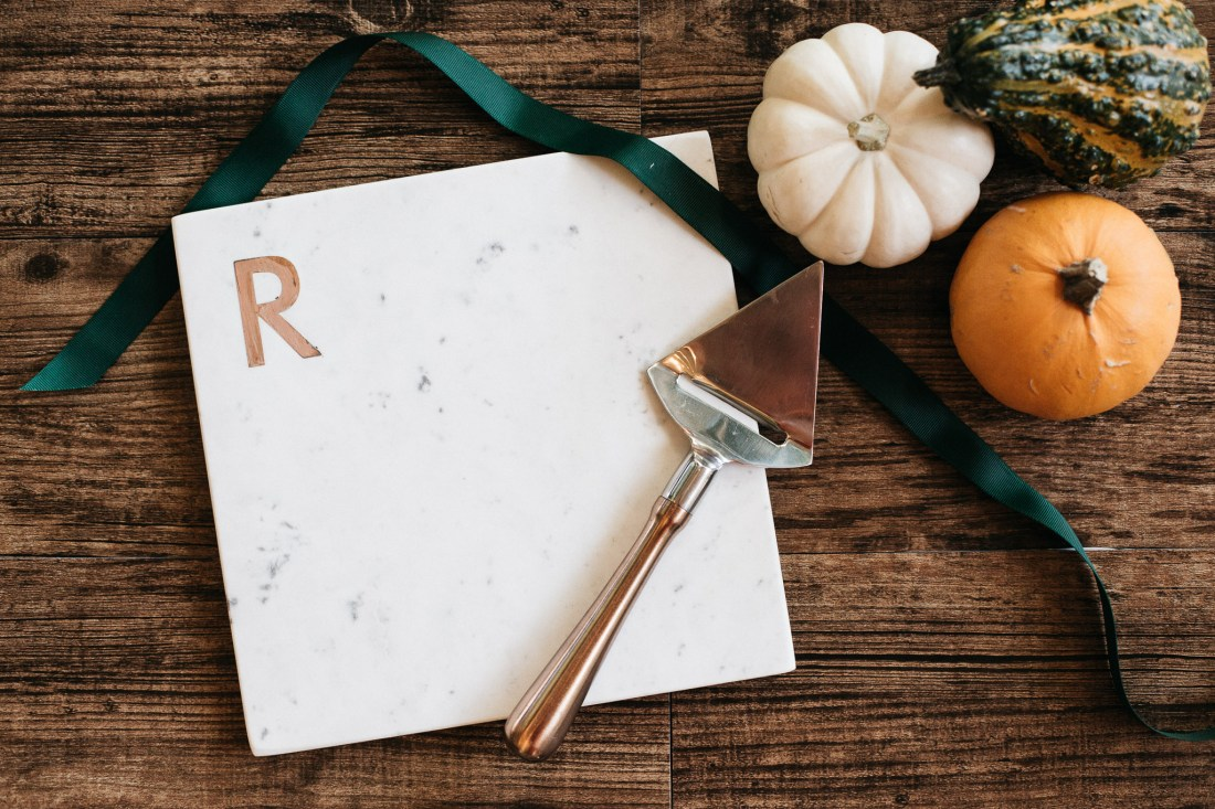 Thanksgiving hostess gift | Palms to pines style blog