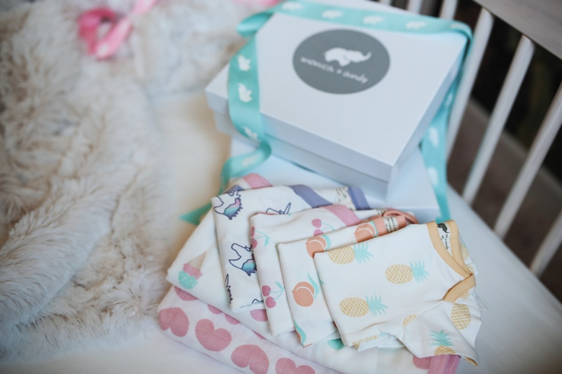 Newborn Layette is the perfect baby gift