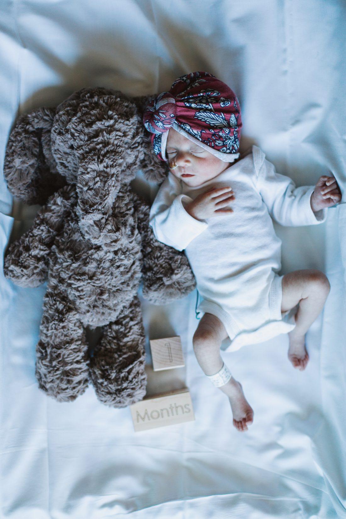 Preemie Twins   NICU   One month old