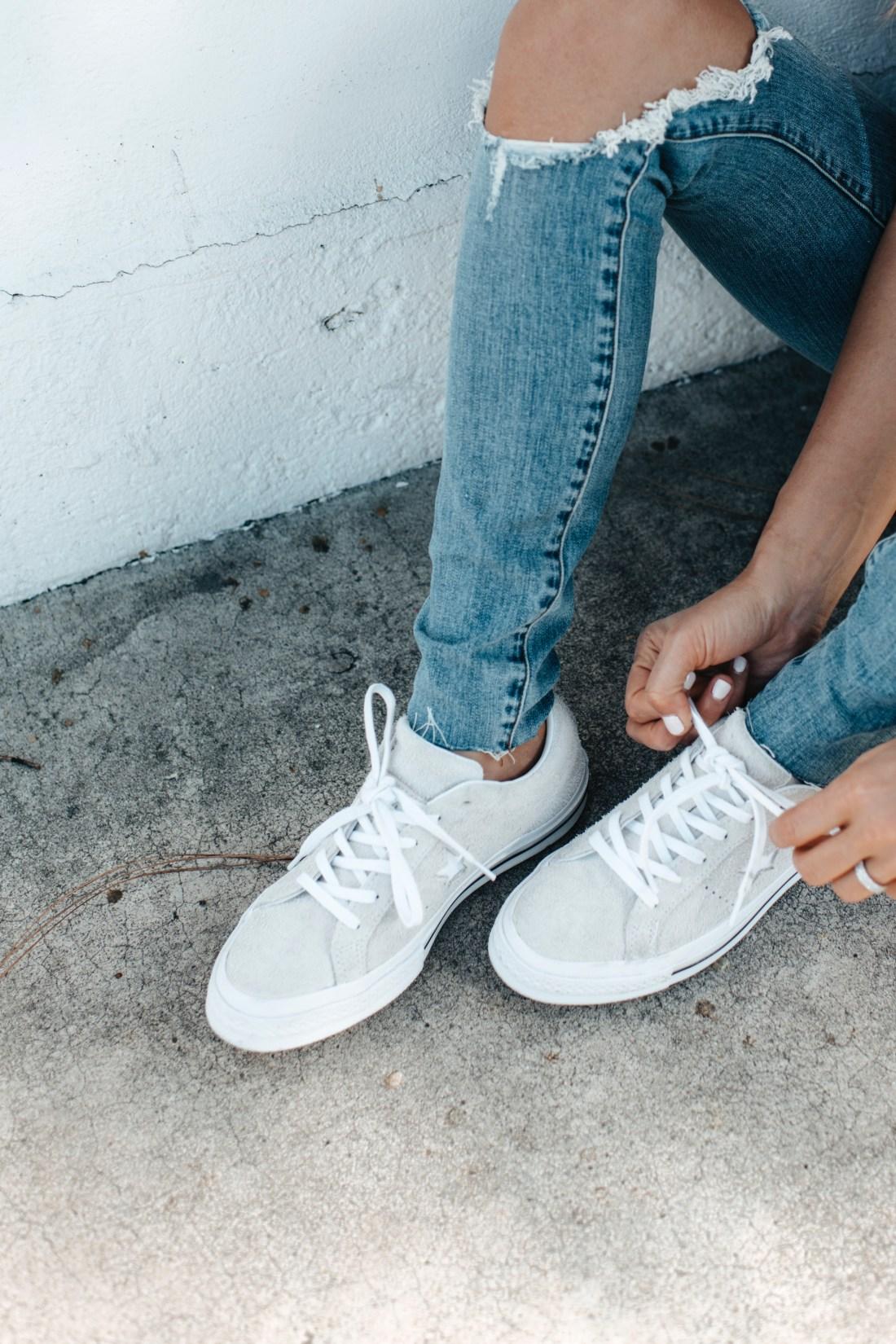 Favorite Neutral Sneakers