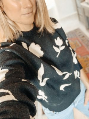 Knot Sisters Sweater Sale