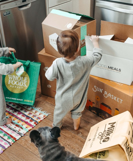 Favorite Grocery and Diaper Delivery Services