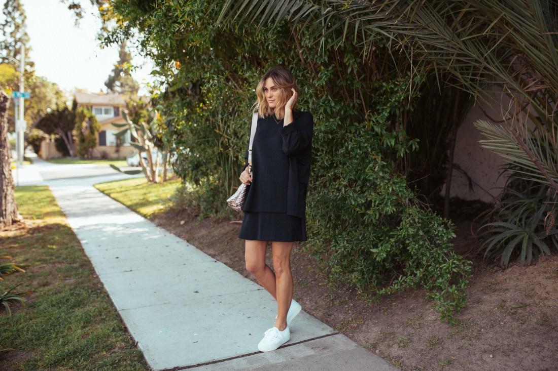 FP Alexis Set   Comfy Sweatshirt and Skirt Set