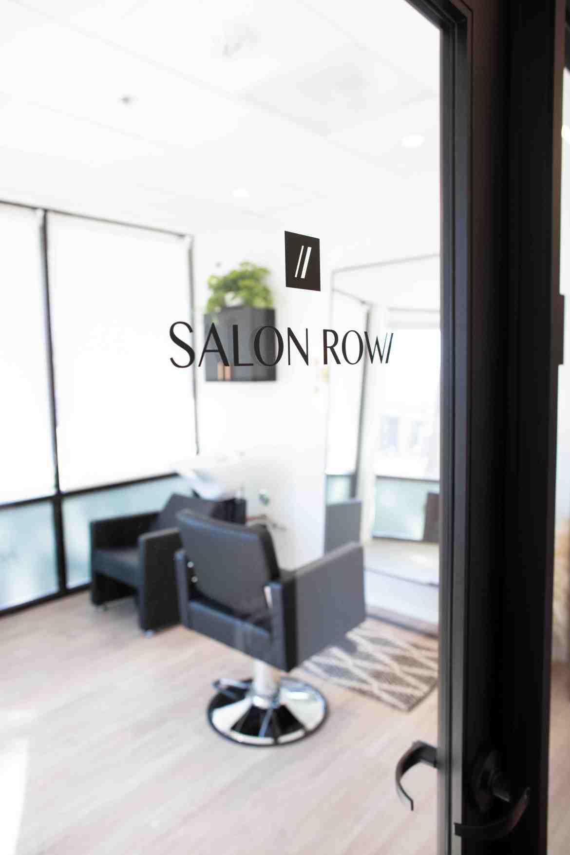Salon Row Salon Suites Long Beach