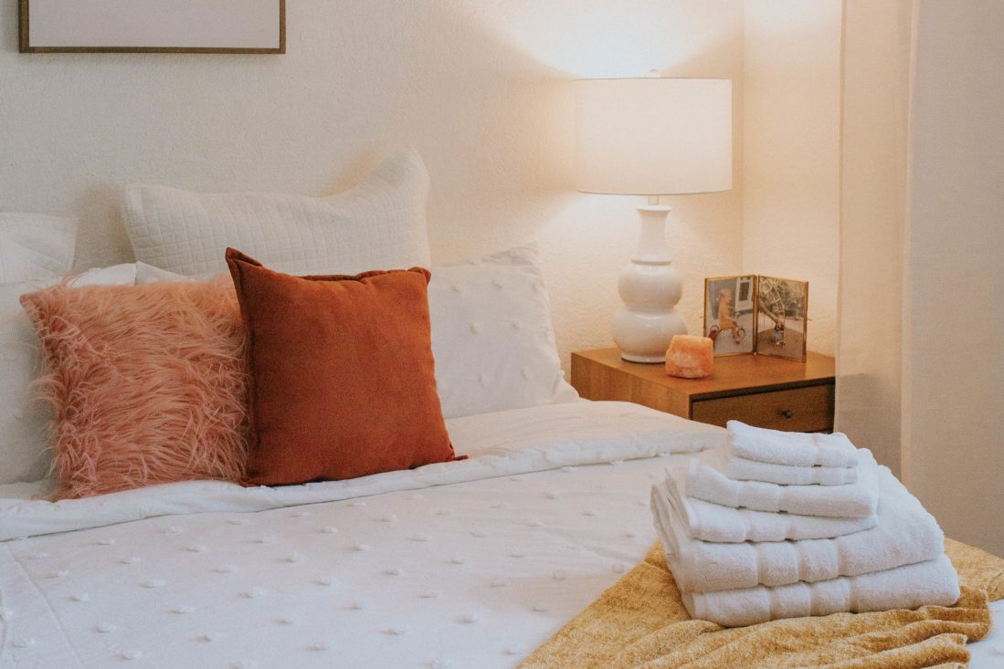 Walmart Home | Palms to Pines | Guest Room