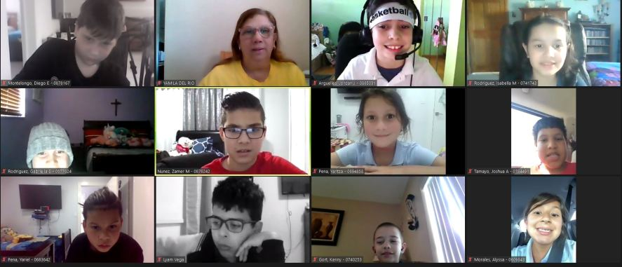 virtual students