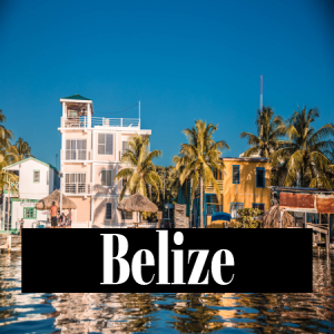 Travel post Belize