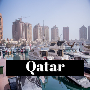 Travels posts Qatar