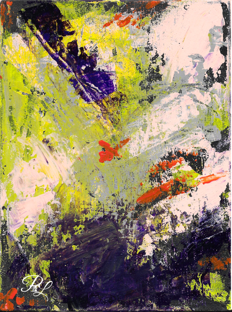 Buy Green Abstract