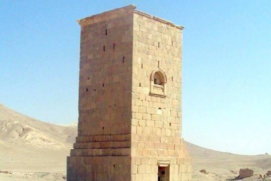 مدفن إيلابل - Tomb of Elahbel