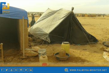 The forgotten and neglected camp of Rukban, where suffering is manifested in all its forms