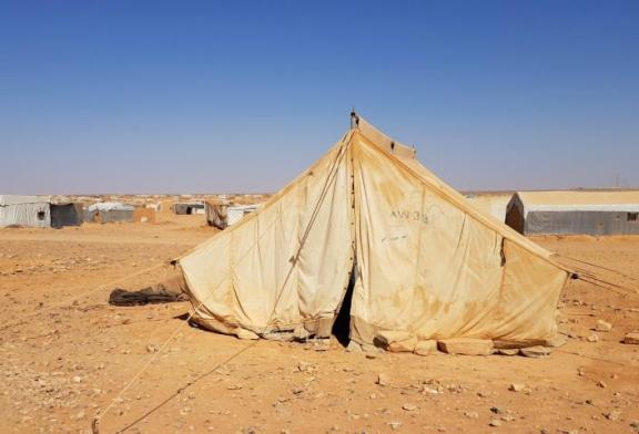 'Only God can help us': Hunger and despair wreak misery in Syria's Rukban camp
