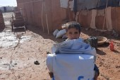 """We Are Facing Famine"" — Flour and Bread Cut Off for Displaced in Rukban Camp"