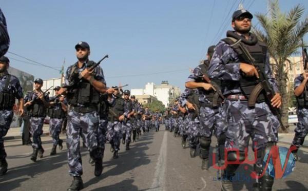 إخلاء كافة المقار الأمنية بغزة