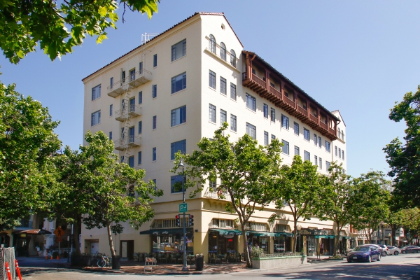 Aj Capital Partners Expects To Close Escrow On Former President Hotel In Palo Alto