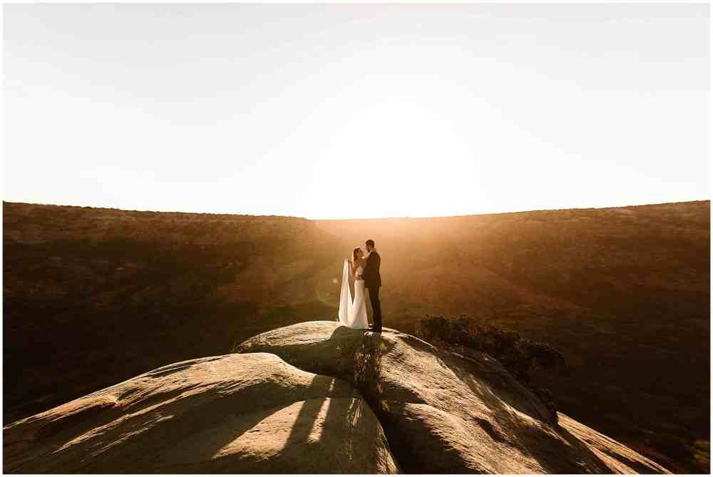 Micro Wedding, Palo Duro canyon wedding, palo duro canyon elopement, sunrise wedding. texas adventure wedding, places to get married in texas, brit nicole photography, small wedding with family