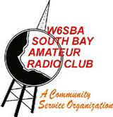 South Bay ARC W6SBA logo - Speaker Presentations