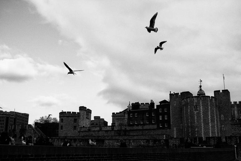 Londres en mars